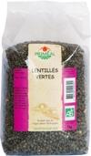 Lentilles Vertes Bio 1kg priméal