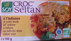 04 Croc Seitan à l'Indienne Soy