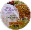 Tofu à l'indienne Danival