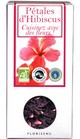 Fleurs à croquer pétales hibiscus bio