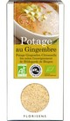 Potage gingembre Hildegarde de Bingen