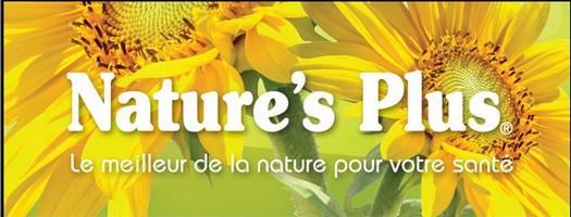 Natures plus : compléments alimentaires pour végétariens et sans gluten