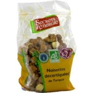Noisettes bio Secret d'énergie