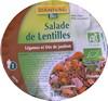 Salades de Lentilles Danival