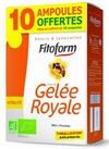 Gelée Royale Bio Ampoules Fitoform
