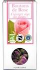 Fleurs à croquer boutons de rose bio