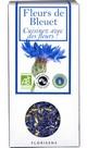 Fleurs à croquer Bleuet bio