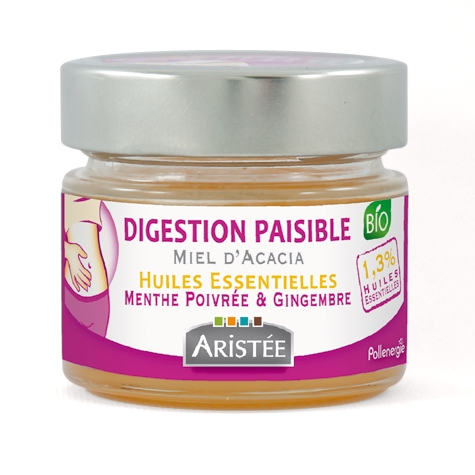 Miel Essentiel Digestion paisible BIO